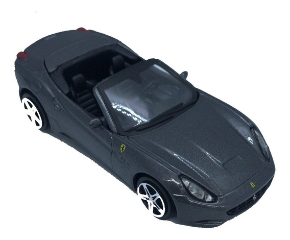 Ferrari Gt Collection -clarin Nº 02 California Gris