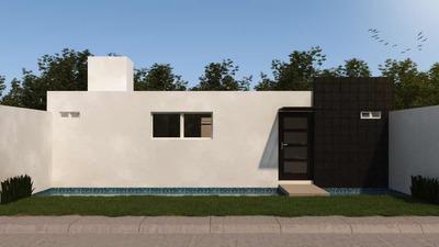 Casa Sola En Oaxtepec Con Alberca