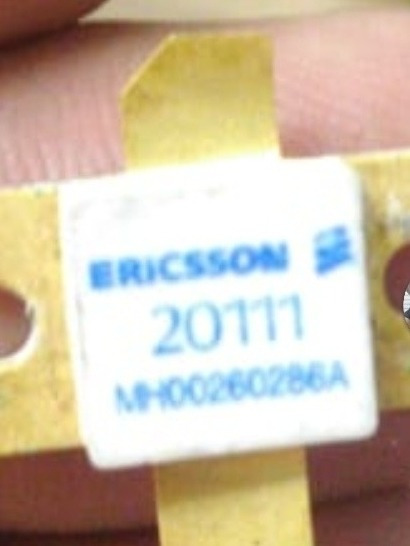 Transistor Rf20111 Ericsson