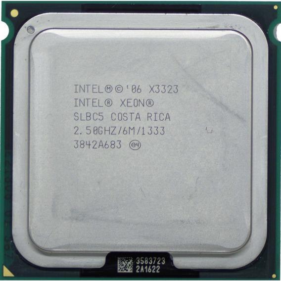 Processador Intel Core 2 Quad Q9300 Xeon X3323 775 + Brinde