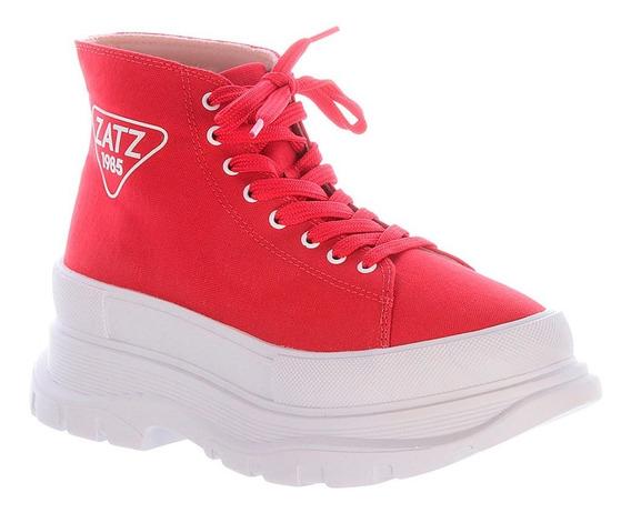 Tênis Super New Sneaker 80s Feminino Original Zatz Damannu