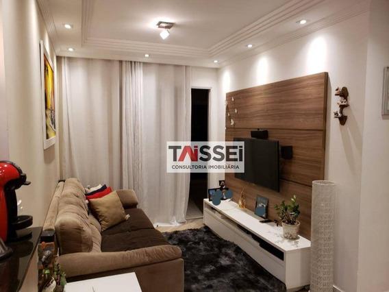 Apartamento Com 2 Dormitórios À Venda, 60 M² Por R$ 420.000,00 - Sacomã - São Paulo/sp - Ap7691