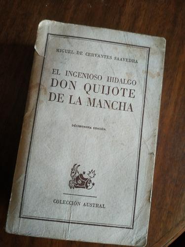 Imagen 1 de 2 de Don Quijote De La Mancha