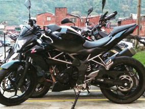 Moto Kawa Z 250 Sl Potente Economica Barata Hermosa Negra