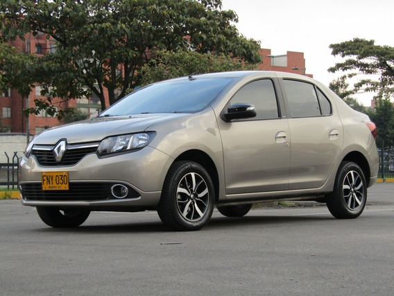 Renault Logan Exclusive Mt 1600 Aa 2ab Abs