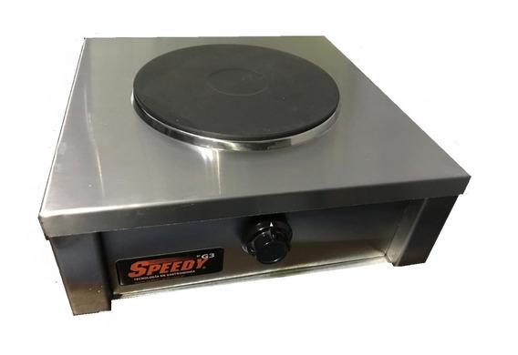 Anafe Electrico Industrial Speedy Grill 1 Hornallas