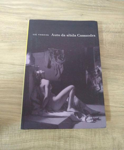 Livro Auto Da Sibila Cassandra