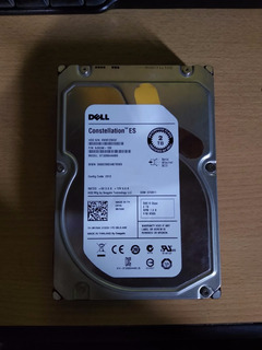 Seagate Constellation Sas 2 Tb Sas 7200 Rpm/min P/server