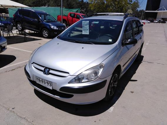 Peugeot 307 / 2005 / Plateado