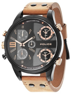 Reloj Police P14374jsb-02 Para Hombre