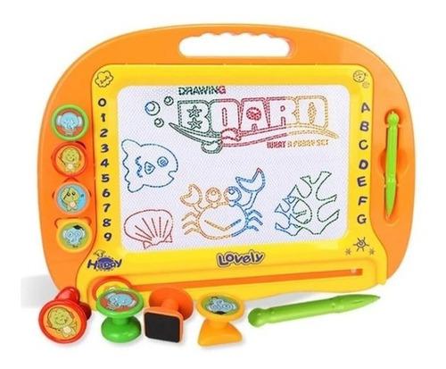 Juego Grande Tablero Mágico  Para Niños -  Fácil ! Económico