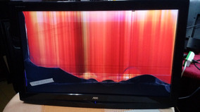 Kit Lampadas Lcd Tv Aoc D32w831 Completo Com Carcaça