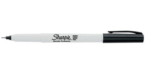 Imagen 1 de 1 de Sharpie 2147 Marcador Fibra Ultrafino Negro