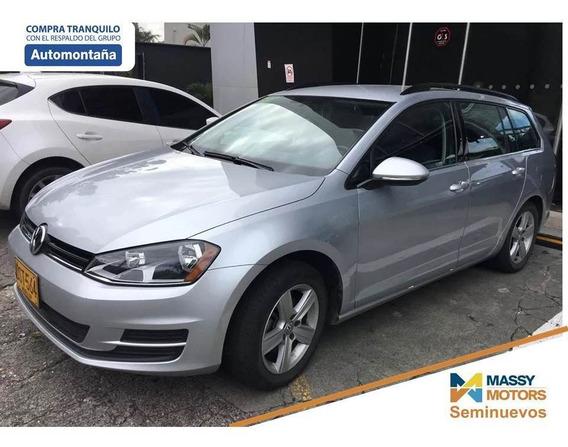 Volkswagen Golf Sportwagen Diesel Aut