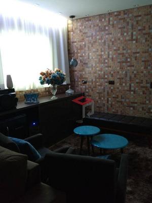 Cobertura Residencial À Venda, Paraíso, Santo André. - Co50615