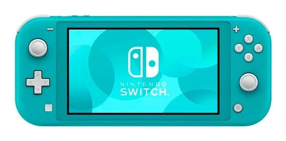 Nintendo Switch Lite 32GB azul-turquesa