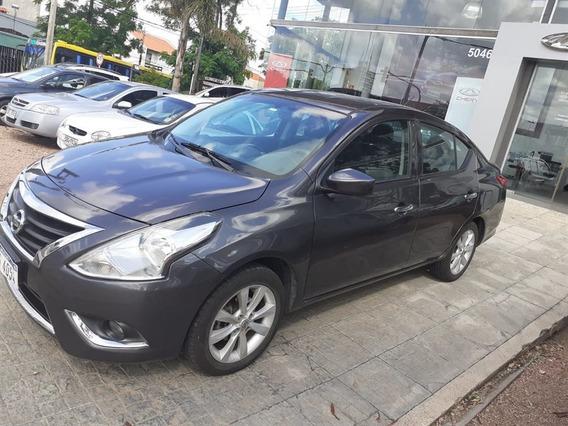 Nissan Versa Extra Full 2016