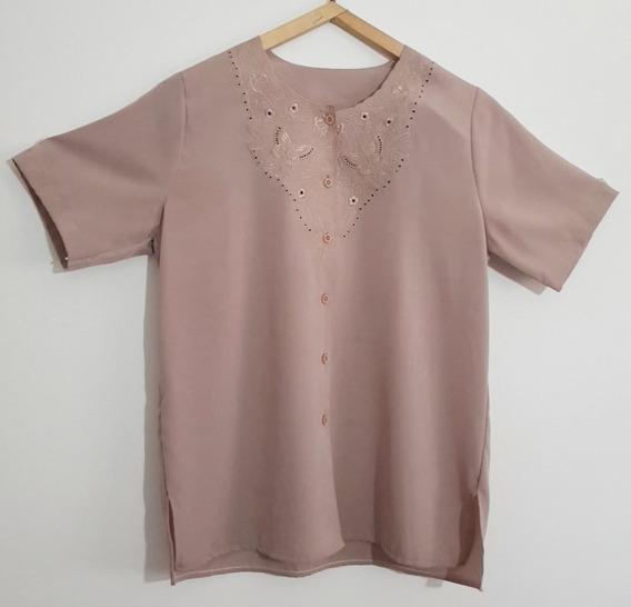Camisa Blusa Verano Fiesta Glamour