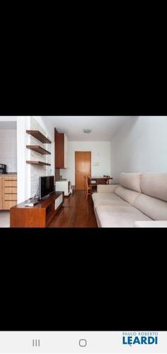 Imagem 1 de 13 de Apartamento - Paraíso - Sp - 616311