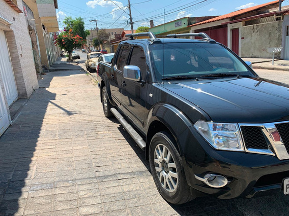 Nissan Frontier Sl 4x4 Cd Turbo Diesel - 2015 - Automatico -