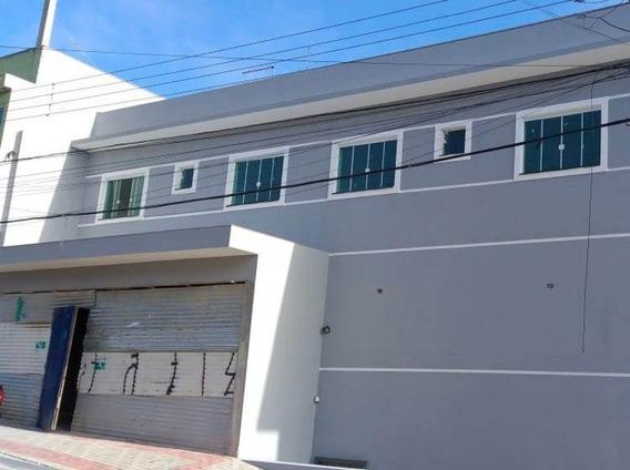 Apartamento Para Aluguel Por R$1.200,00/mês Com 48m², 1 Sala, 1 Banheiro E 1 Vaga - Jardim Picosse, Poá / Sp - Bdi24443