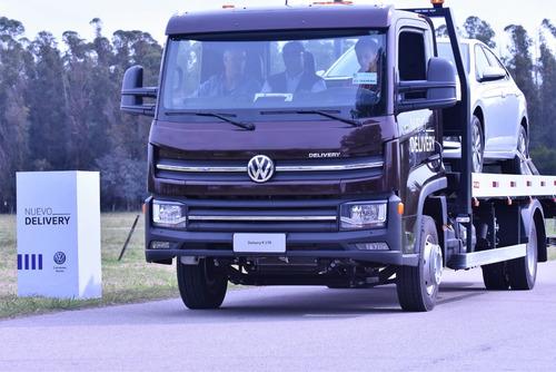 Volkswagen 9-170 Con Carrocería De Auxilio Con Tenedor