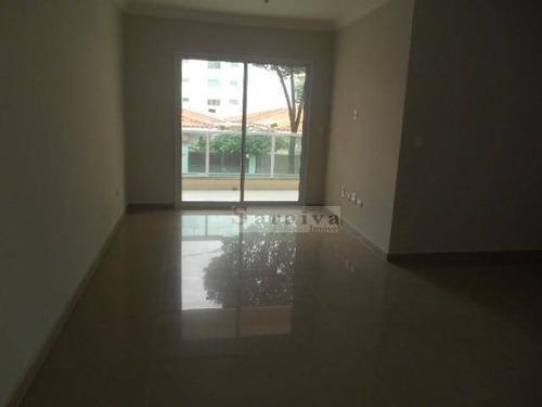 Imagem 1 de 11 de Apartamento Com 3 Dormitórios À Venda, 78 M² Por R$ 427.000,00 - Rudge Ramos - São Bernardo Do Campo/sp - Ap0160