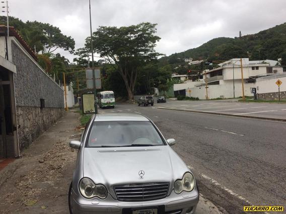 Mercedes Benz Clase C Turbo