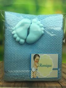 Lembrança Personalizada Maternidade Chá De Bebê Nascimento