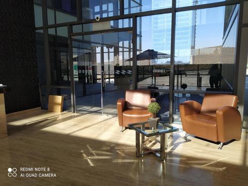 Imagen 1 de 8 de Oficina En Renta En Edificio Intersur