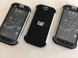 Celulares Cat S 40 Usados En Exc Est Y De Funcionamiento.