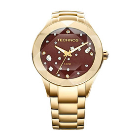 Relógio Feminino Technos Dourado