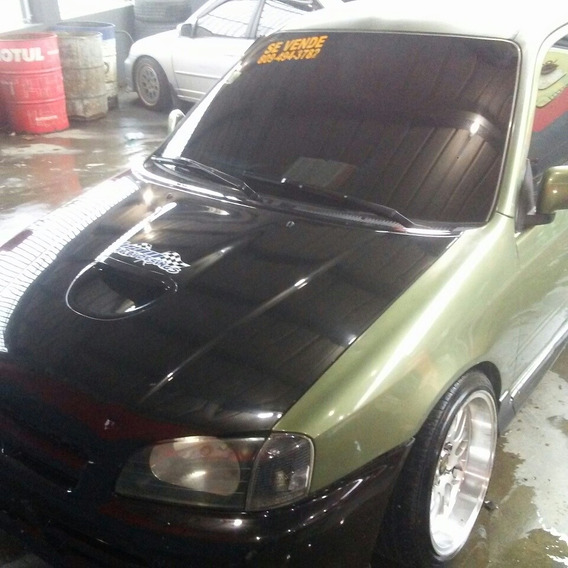 Toyota Starlet Hatchback Turbo