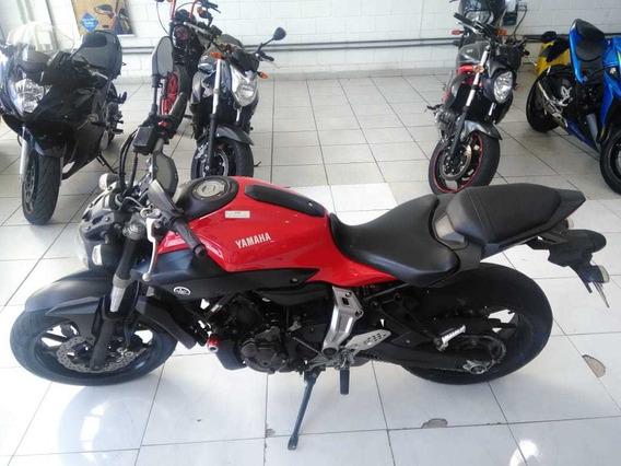 Yamaha Mt-07 2016