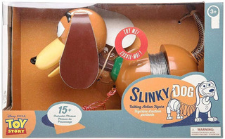 Toy Story Slinky Dog Con Frases Jugueteria Bunny Toys