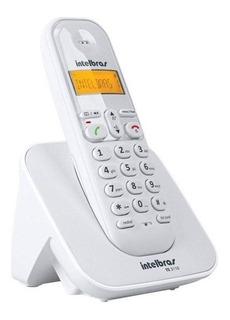 Telefone S/fio Intelbras Ts3110 Branco