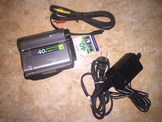 Cámara De Video Sony Modelo Cdr Hc52