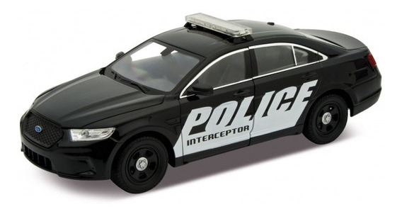 Ford Police Interceptor (1:24) Original Welly