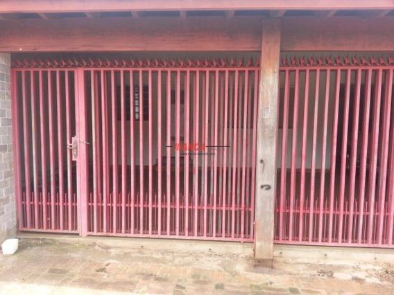 Casa Térrea Na Cidade De Pirassununga No Bairro Vila Nova - Zo14