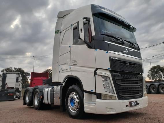 Volvo Fh 460 6x2 Trucado Ano 2016 Fino Trato