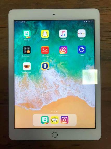 iPad Air 6a Geração - 128g Com Case Couro - 10,5