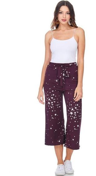 Pantalon Gaucho Estrellas
