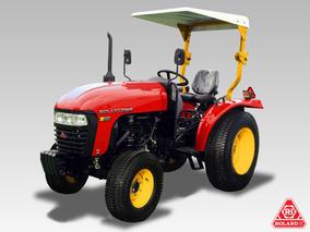 Tractor Roland H025 2wd 25hp, 3 Puntos, Toma De Fuerza