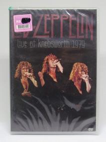 Dvd Led Zeppelin Live At Knebworth 1979 Lacrado
