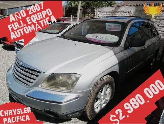Chrysler Pacifica Full At