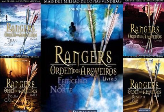 Rangers Ordem Dos Arqueiros - Vol 3 Ao 7 - 11a17 Anos