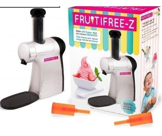 Máquina Para Helados Fruitifree-z Original De Multi-ventas