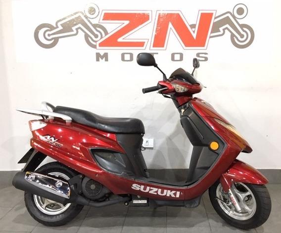 Suzuki Burgman 125 2007 Em Ótimo Estado Por $3.590,00 !!!