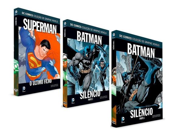 Hqs Graphic Novels Batman Superman