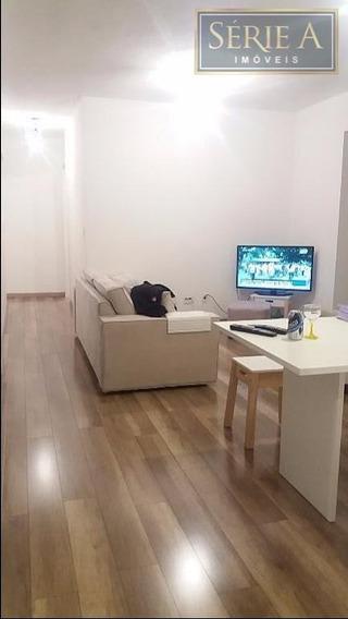 Apartamento Residencial À Venda, Barra Funda, São Paulo. - Ap0895